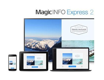 MagicInfo Express 2
