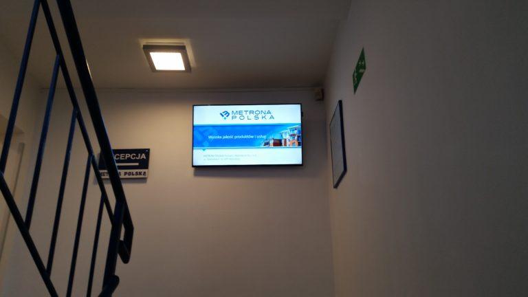 Monitor Reklamowy 55 cali