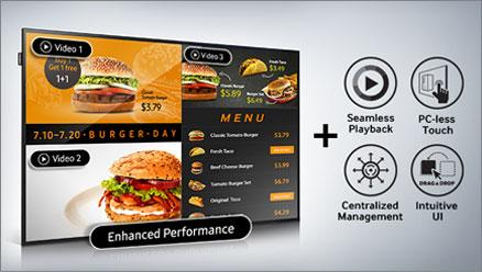 Monitory Reklamowy IP5X