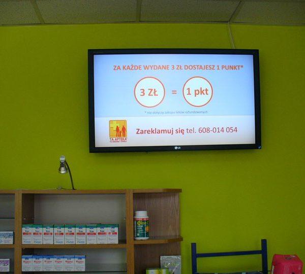 Monitor Reklamowy 42 cali