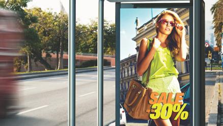 Monitory Reklamowe Na Zewnątrz