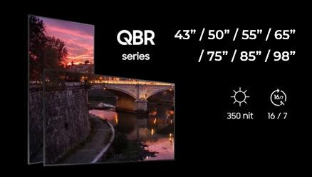 Samsung QBR seria
