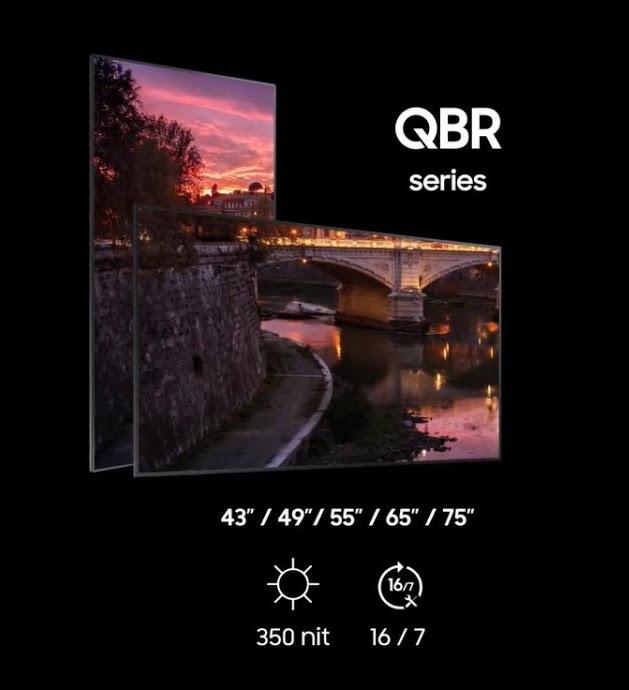 Samsung QBR